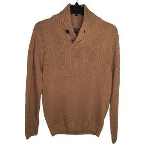Ministry of Fashion knit tan sweater XL